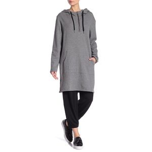 NEW Threads 4 Thought Grey Spin Zip Tunic S $118